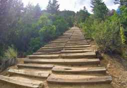 The Manitou Incline | The Incline by Scott Jessop
