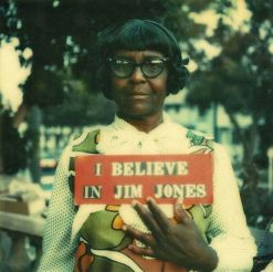 I believe in Jim Jones | Long Before Jonestown: Indianapolis, 1956 by Annie Dawid
