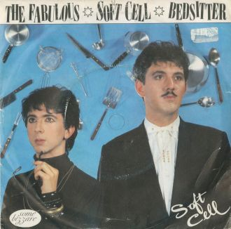 Soft Cell single   Tell Me What It Means by Thomas McColl
