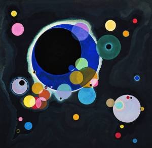 Vassily_Kandinsky,_1926_-_Several_Circless,_Gugg_0910_25