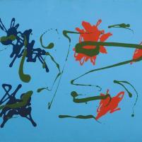 Macchie by Giulio Turcato (1971)