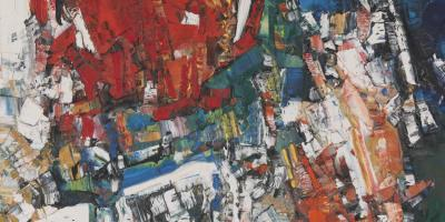 Perspectives Jean-Paul Riopelle 1956 http://www.tate.org.uk/art/work/T00123